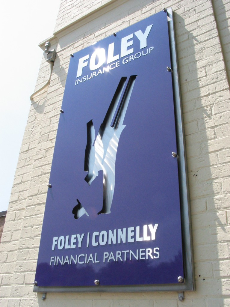 Foley Sign-2