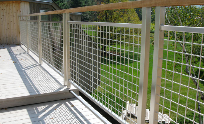 Salmon studios llc for Architectural railings